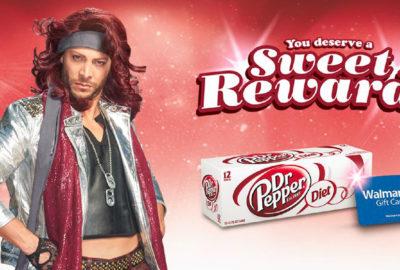 Dr. Pepper Sweet Reward